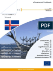 Iceland Egov Factsheet (Jan 07)