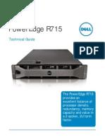 Dell Poweredge R715 TechGuide Final