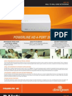 D-Link PowerLine DHP-342