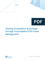 Gaining Competitive Advantage Through Centralized POS Asset Management