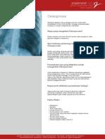 Angsamerah | Osteoporosis