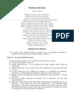Apostila - Escrita- Fases - Letramento