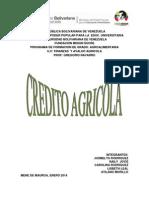 Credito Agricola