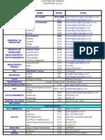 RAMAL interno - versão setembro - 2009