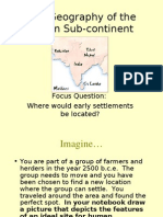 India Geography Power Point