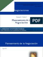 NE - S04 - Clase01 - Planeamiento de La Negociacion