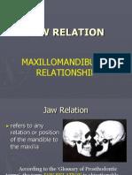 5 Jaw Relation, Artificial Teeth,Articulators