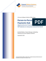 Euronet White Paper P2P Payments Hub - September 2011