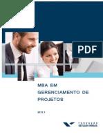 MBA Em Gerenciamento de Projetos_ 2013.1v2