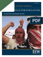Struggle for Syria