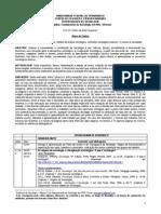 Fundamentos de Sociologia 2013.2