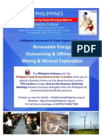 Philippine Business Forum in London 2009 Brochure