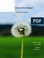 OpenSource Studie Kotschi&Kaiser
