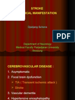Clinical of Stroke