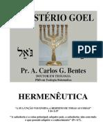 HERMENÊUTICA BENTES