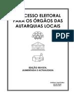 Processo eleitoral para os órgãos das autarquias locais 2013 (António José Fialho)