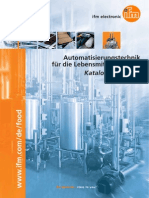 Automatisierungstechnik für die Lebensmittelindustrie Deutsch 2013-2014