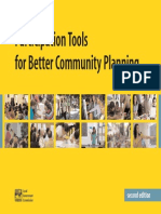 Participation Tools for Better Community Planning