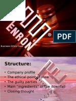15797725 Enron Case Study