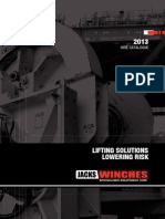 Jacks Winches Catalogue 2013