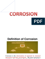 Corrosion notes