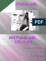 Historia Del Celular[1]