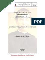 Manutenção Predial e Avaliação de Máquinas e Equipamentos 2011