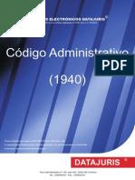 Código Administrativo (1940)
