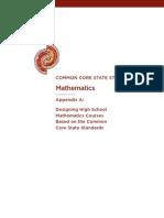 CCSSI Mathematics Appendix A