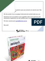 Material de apoio - Metalografia - Capítulo 15