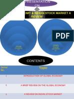 Globel Economy & Indian Stock Market, Rameswar