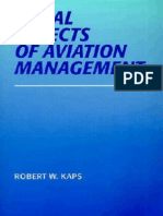 Fiscal Aspects Aviation Management
