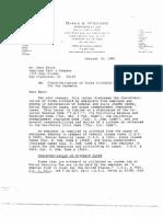 19811029a Baker McKenzie Letter