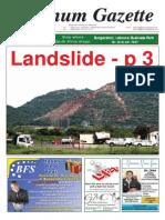 Platinum Gazette 10 January 2014