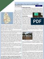Genocide? Abuse? Assaults? Live Journal from Vavuniya, Sri Lanka
