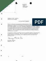 19911231a Hamilton Taft Trustee's Report