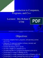 DDC2133 c++ Topic1
