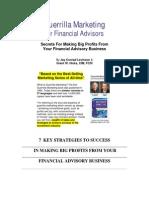 Hicks Guerilla MarkGuerrilla Marketing for Financial Advisorseting