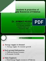 Energy Resources of Pakistan-1