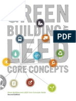 Green Building and LEED Core Concepts Guide PDF Copy