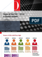 State of the CIO 2014 Sample