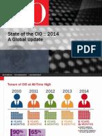 State of the CIO 2014 Sample