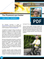 The Pi Cameral Eyetracker