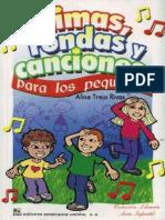 Rimas, Rondas y Canciones Infantiles