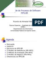 Aula 12 - Qualidade de Processo - MPS.br