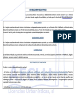 Establecimientos Sanitarios. Requisitos Generales para la Licencia de Apertura
