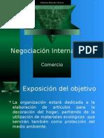 Negociación Internacional.ppttics