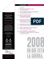 Arcanos 14 Editorial
