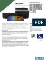 Epson-Stylus-Photo-R2000-Información de producto