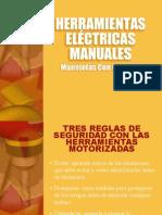 HERRAMIENTAS ELECTRICAS MANUALES